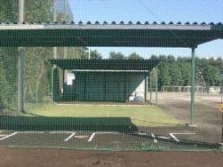 投球練習場
